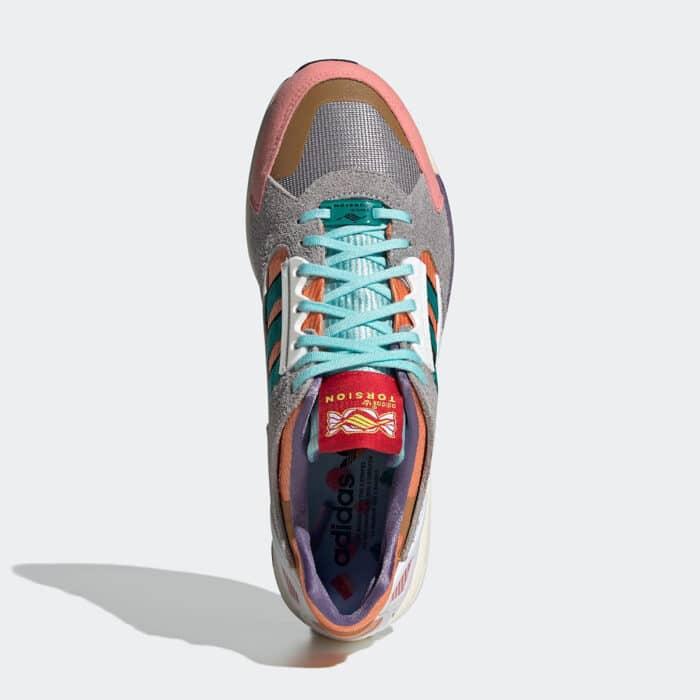 candyverse adidas zx torsion