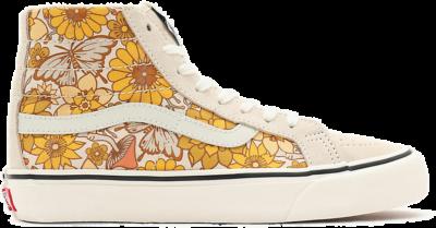 VANS Trippy Floral Sk8-hi 38 Decon Sf  VN0A4UWNA03