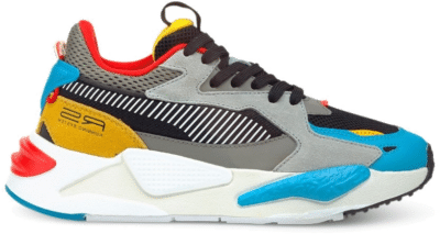 Lage Sneakers Puma RSZ JR Multicolour 382677-01