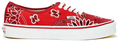 Vans Og Authentic Lx x Bedwin & The Heartbreakers Multi VN0A4BV99RA1
