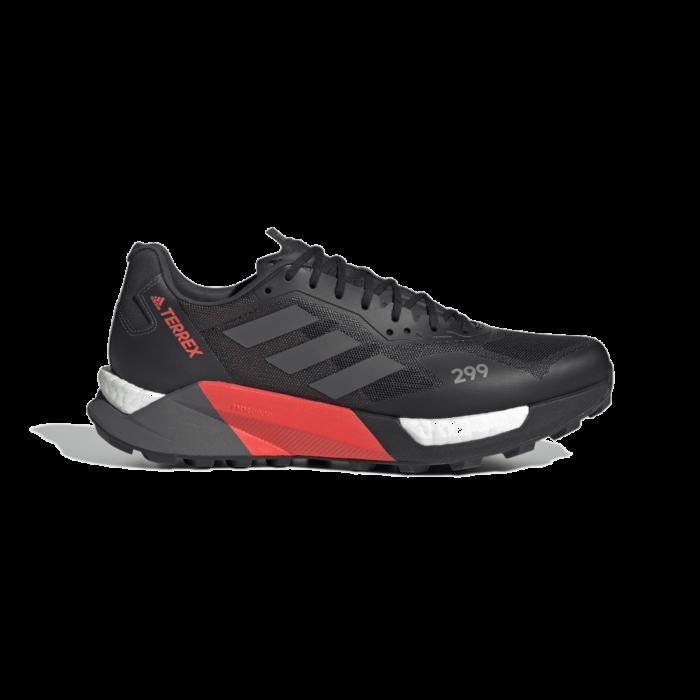 adidas Terrex Agravic Ultra Trail Running Core Black FY7628