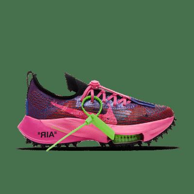 NikeLab Air Zoom Tempo NEXT% x Off-Whiteu2122 'Pink Glow' Pink Glow CV0697-400