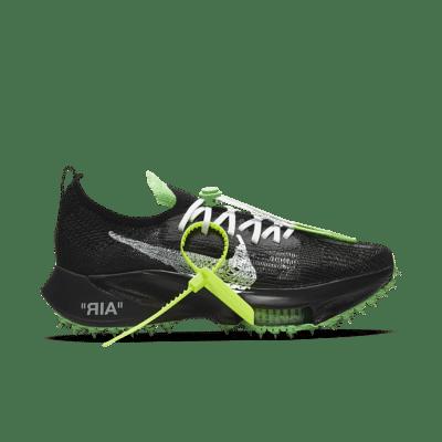 NikeLab Air Zoom Tempo NEXT% x Off-Whiteu2122 'Black' Black CV0697-001