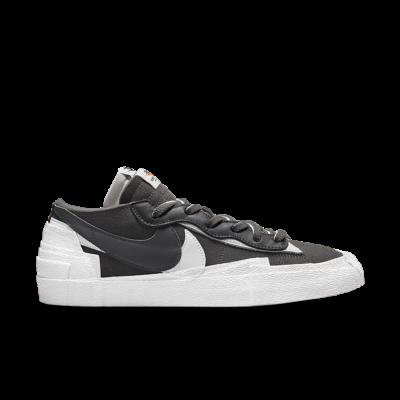 NikeLab Blazer Low x sacai 'Iron Grey'  DD1877-002