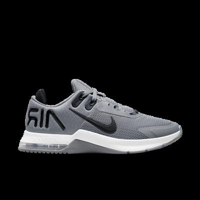 Nike Air Max Alpha Trainer 4 Grijs CW3396-001