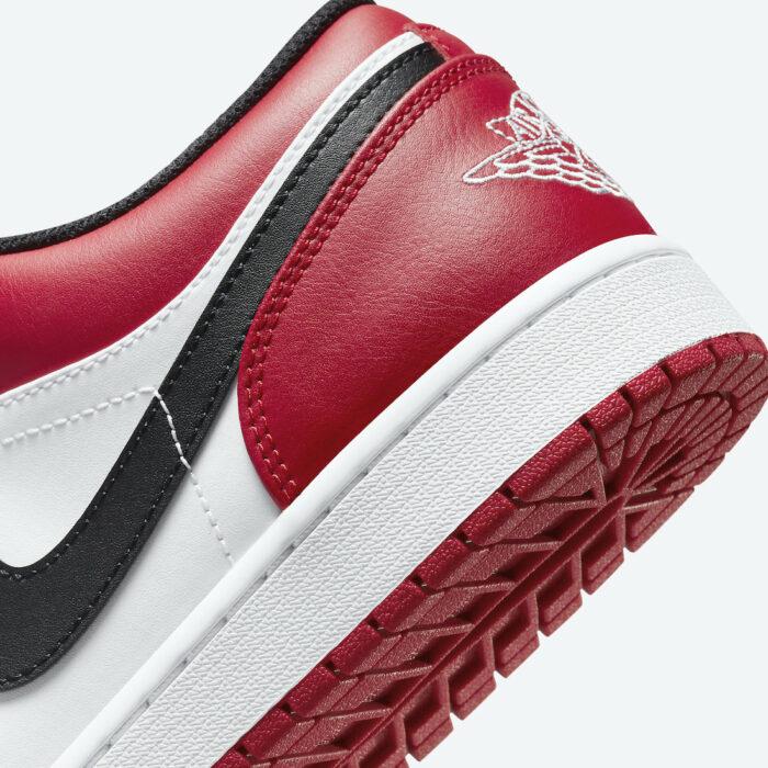 bred toe nike Jordan air low 1