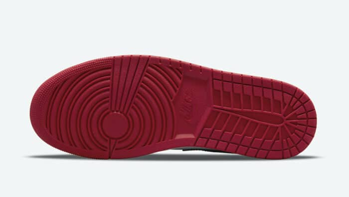 toe bred Air Jordan 1 low nike