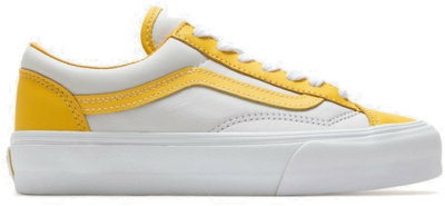 Vans Vault Style 36 LX (Leather) Freesia/ True White Array VN0A5FC3A1J1