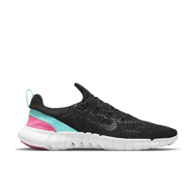 Nike Free Run 5.0 Zwart CZ1884-005