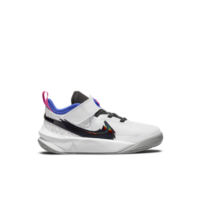 Nike Team Hustle D 10 SE Space Jam White (PS) DH8055-100