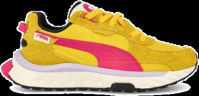 PUMA Wild Runner low-top sneakers – Geel Geel 38159505