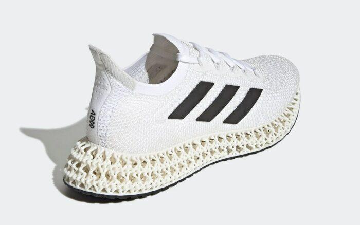 4dfw Adidas white black