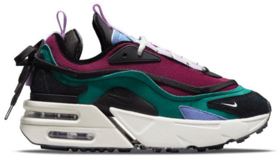 Nike Wmns Air Max Furyosa NRG Night Green / Sail / Raspberry Red / Black DC7351 300