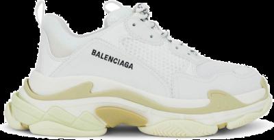 Balenciaga Triple S White Tan 534217W2CA19000