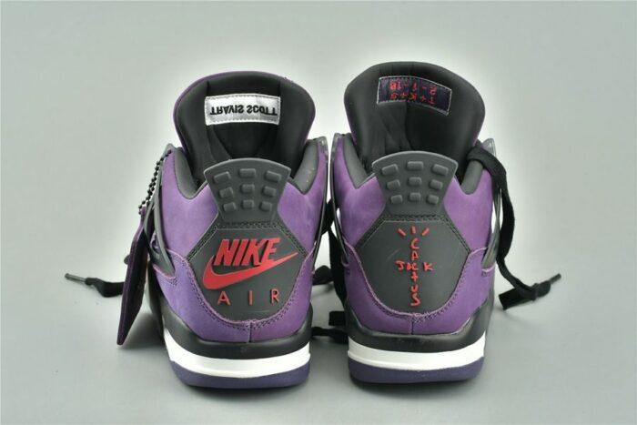 Travis Scott Nike Air Jordan 4 friends family
