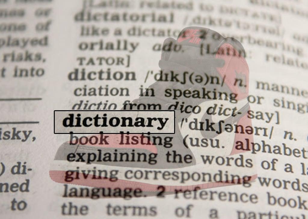 Het sneakerwoordenboek: deze termen moet je weten!