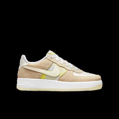 Nike Air Force 1 Low GS Lemon Drop/Lemon Drop-Cashmere-White Array DM9476-700