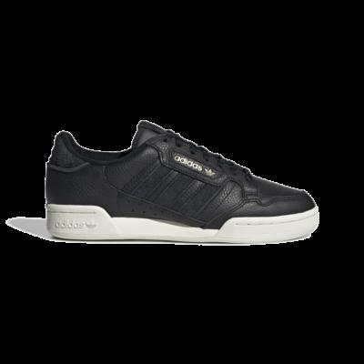 adidas Continental 80 Stripes Black H05723