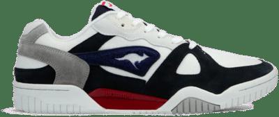 Kangaroos x Tornschuhjette x Kwills Ultralite MiG 'TKK-LINE'-Footwear Navy / White / Burgundy 4712B-000-4600