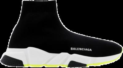 Balenciaga Speed Fluo Yellow Sole 645056-W2DB9-1016
