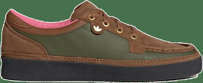 adidas McCarten Simpsons Left Handers Rule Wild Brown GY8439