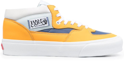 Vans Half Cab EF LX White Yellow VN0A5HUS4GJ1
