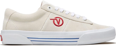 Vans Saddle Sid Pro Marshmallow Racing Red VN0A4BTBOXS