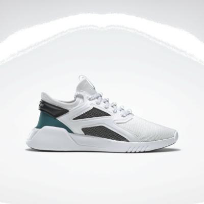 Reebok Freestyle Motion Lo White / Black / Heritage Teal EF5180