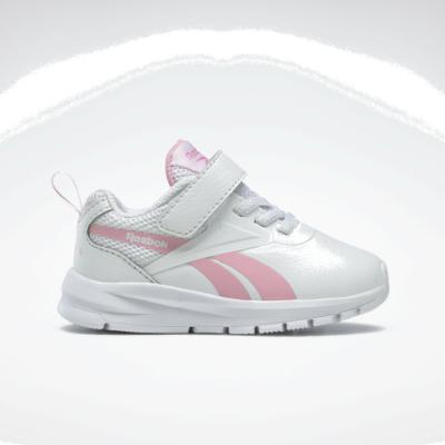 Reebok Rush Runner 3 White / White / Light Pink FV0496