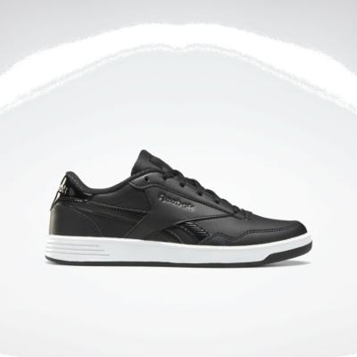 Reebok Royal Techque T Black / Black / White FV0137