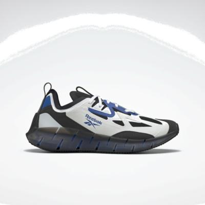 Reebok Zig Kinetica Concept_Type2 Black / White / Humble Blue FW5735