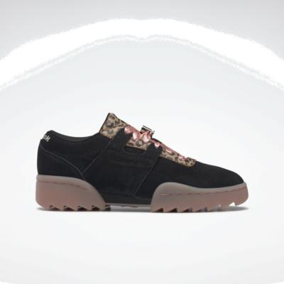 Reebok Workout Ripple OG 3 AM Black / Sahara / Chalk Pink DV9108