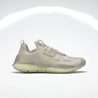Reebok Zig Kinetica Concept_Type2 Stucco / Modern Beige / Lemon Glow FX0010