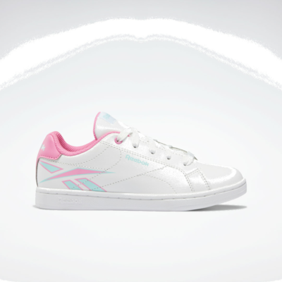 Reebok Royal Complete CLN 2 White / Electro Pink / Digital Glow FY5114