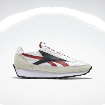 Reebok AZ Runner Schoenen White / Mars Red / Black FY7569