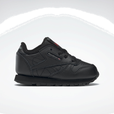 Reebok Classic Leather – Baby & Peuter Black 50190