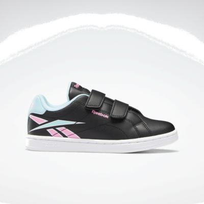 Reebok Royal Complete CLN ALT 2 Black / Electro Pink / Digital Glow FZ2753