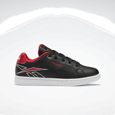 Reebok Royal Complete CLN 2 Schoenen Black / Vector Red / White FZ2769