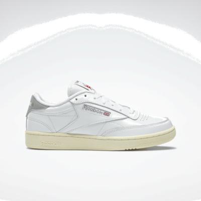 Reebok Club C 85 Schoenen White / Pure Grey 4 / White GZ7633
