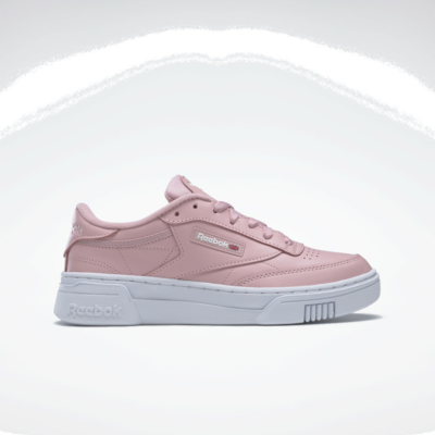 Reebok Club C Stacked Classic Pink / Classic Pink / White Q46335
