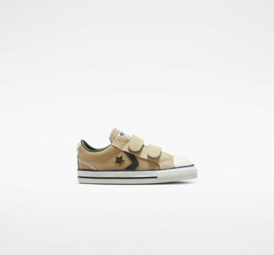 Canvas & Suede Easy-On Star Player nomad khaki/farro 772410C