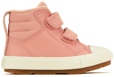 Converse Color Leather Easy-On Chuck Taylor All Star Berkshire Boot rust pink/rust pink/pale putty 771526C