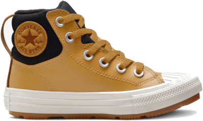 Converse Color Leather Chuck Taylor All Star Berkshire Boot wheat/zwart/pale putty 371524C