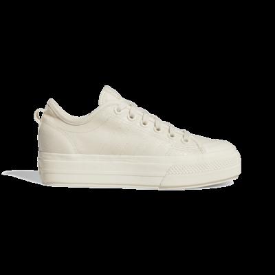 adidas Nizza RF Platform Wonder White H02708