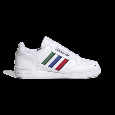adidas Continental 80 Stripes Cloud White H05061