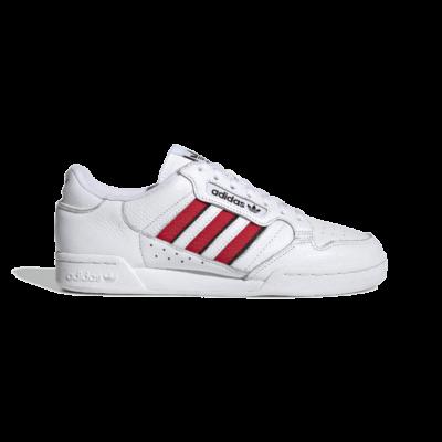 adidas Continental 80 Stripes Cloud White H02155