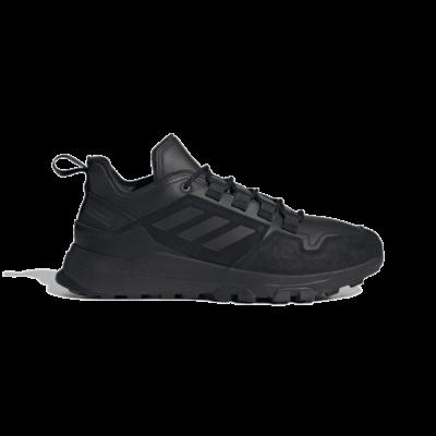 adidas Terrex Urban Low Leren Hiking Core Black FX4661