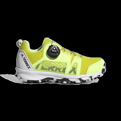 adidas Terrex Boa Hiking Acid Yellow FX4160