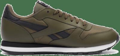 Reebok Classic Leather Schoenen Army Green / Core Black / Cloud White GZ9829