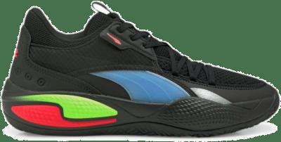 Puma Court Rider Black 376107 01